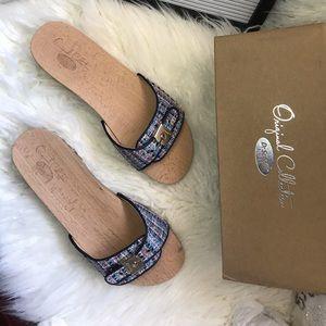 NIB Dr. Scholl's Original Women's Slide Sandals